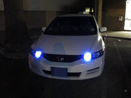 Honda - Civic - 9005 - LED - Bulb - 5